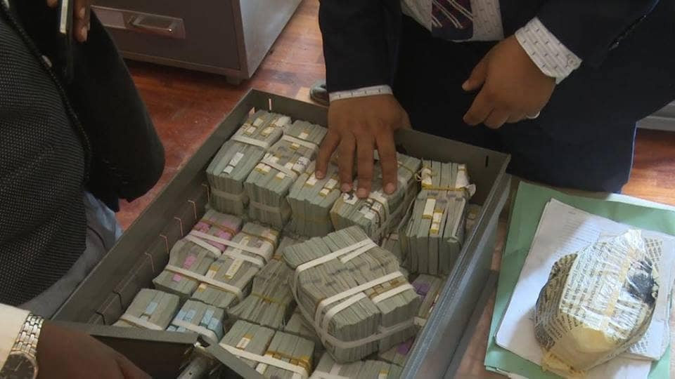 EFCC reacts to N900m that allegedly turned into paper in their office