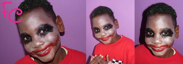 Maquiagem Coringa