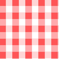 red-white gingham paper