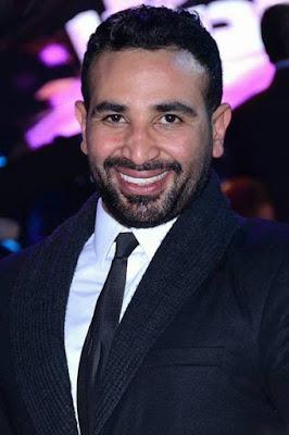 قصة حياة احمد سعد (Ahmed Saad)، مغني مصري.