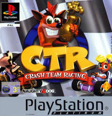 Link crash team racing PS1 ISO For PC Clubbit