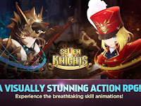 Seven Knights Hacked Full APK MOD Premium v2.8.00 Terbaru for Android