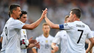 Video Gol Jerman vs San Marino 7-0 Kualifikasi Piala Dunia 2018