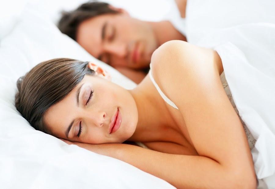Los beneficios de dormir suficiente y bien