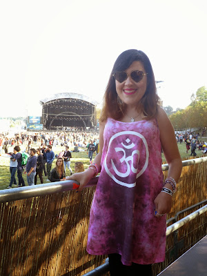 look festival Rock en Seine 2014