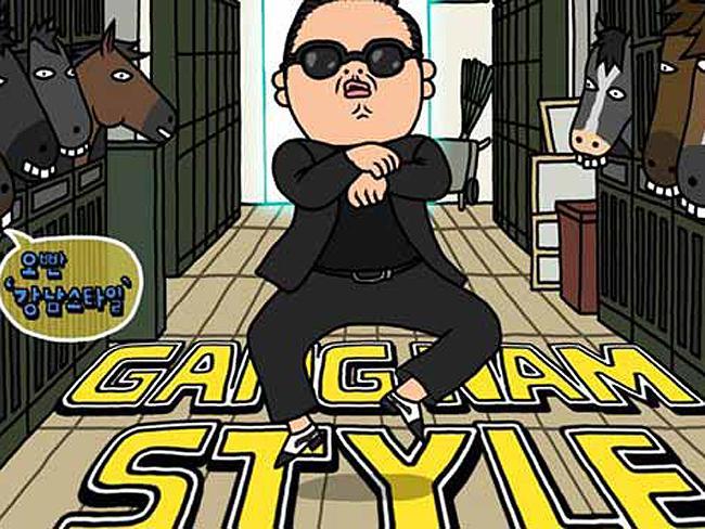 تحميل اغنية gangnam style mp3