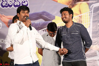 Star Cast of the movie Chinni Chinni Asalu Nalo Regene at its Trailer Launc Exclusive ~  05.JPG