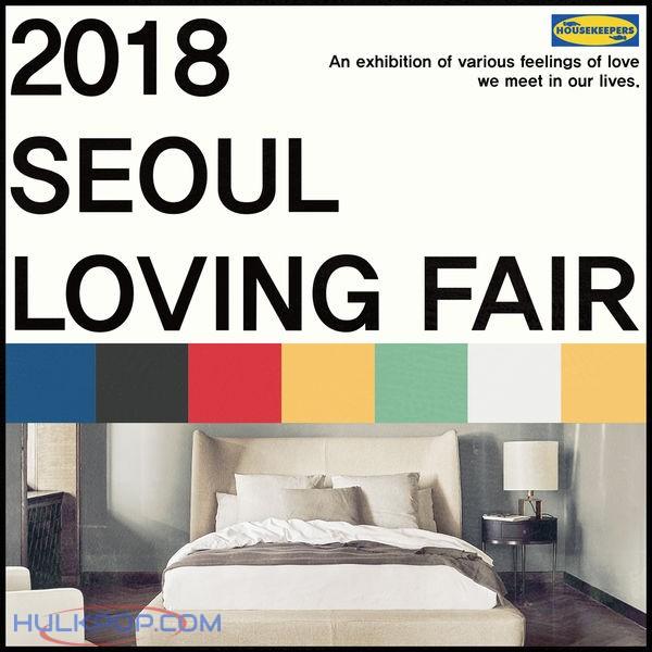 Housekeepers – 2018 Seoul Loving Fair – EP