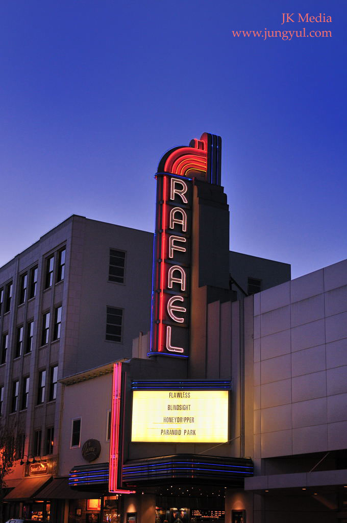 Rafael theater movies