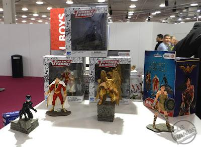 Toy Fair 2017 Schleich DC Comics Figures