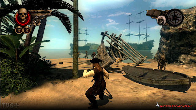 Pirates of the Caribbean Gameplay Screenshot 5