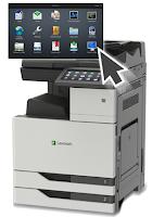 Der automatische Duplex-Vorlageneinzug (ADF) fasst 100 Blatt und unterstützt das Scannen mit bis zu 160 Seiten pro Minute.