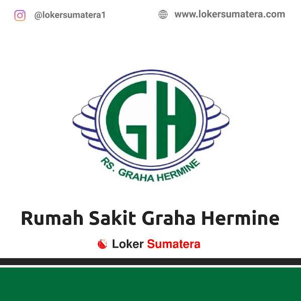 Lowongan Kerja Batam, Rumah Sakit Graha Hermine Juni 2021