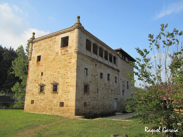 Torre de Oxirando. Gordexola (Bizkaia)