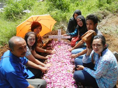 Amor Patriae Nostra Lex Sambutan Pemakaman Bapak Yb Ruslan Hadi Martono Kutoarjo 31 Mei 2015 Pkl 09 30 Wib