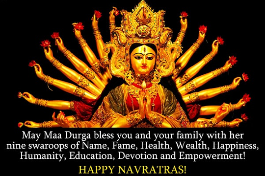 Navratri 2017- Know The Auspicious Time to Worship, Ghatasthapna muharat and Puja Vidhi.
