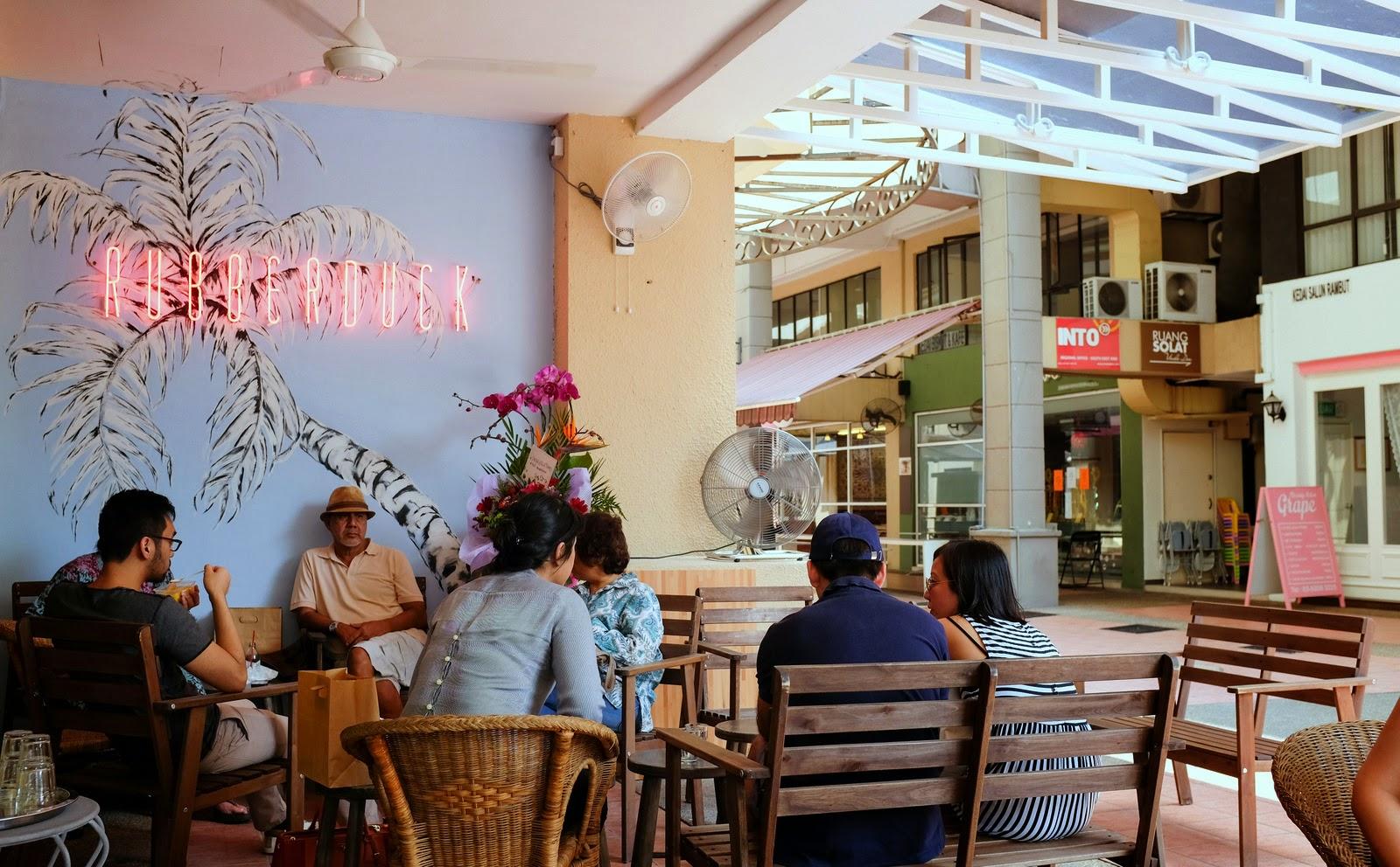 Rubberduck @ Plaza Damas, Sri Hartamas