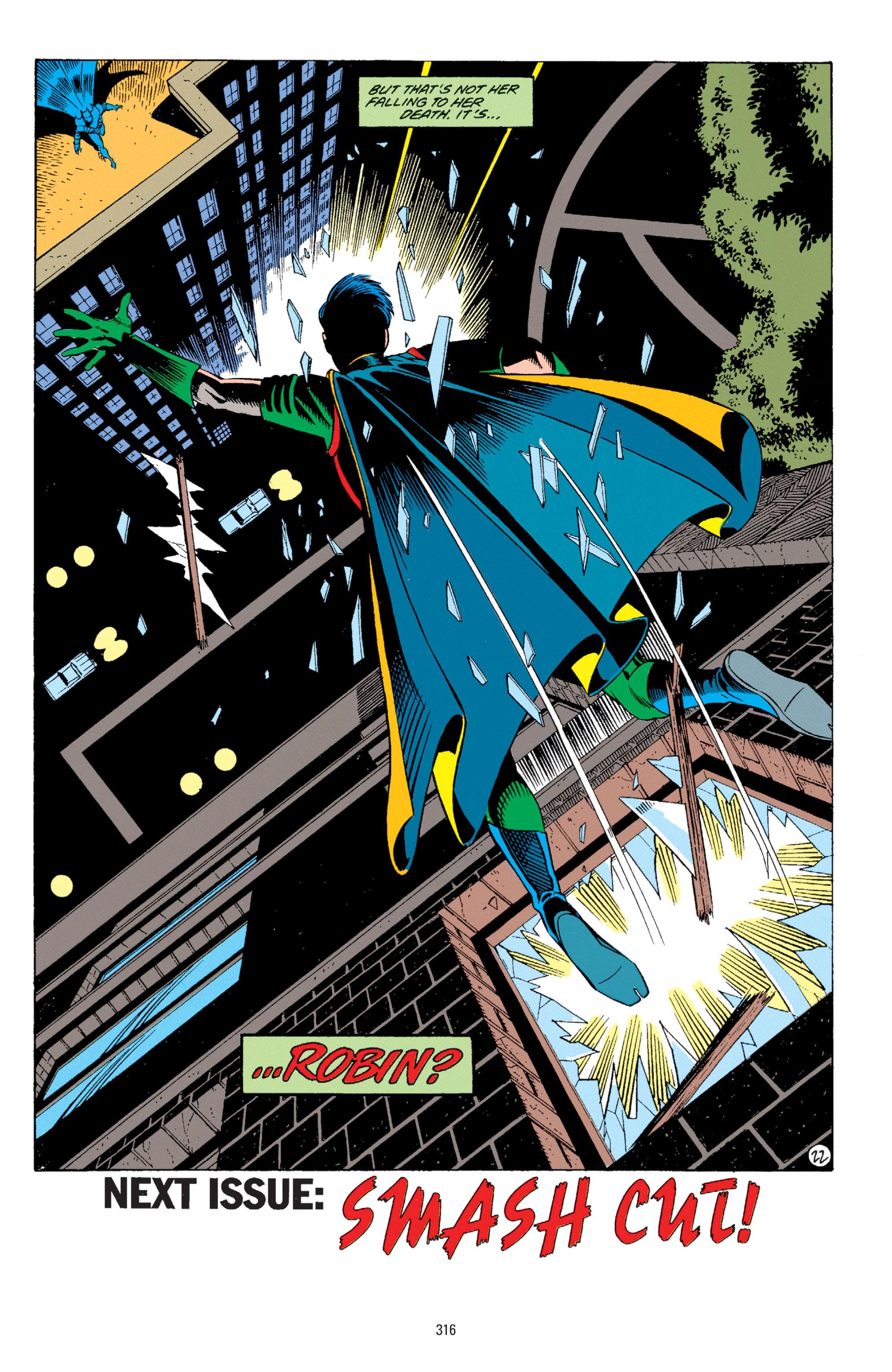 Detective Comics (1937) 671 Page 22