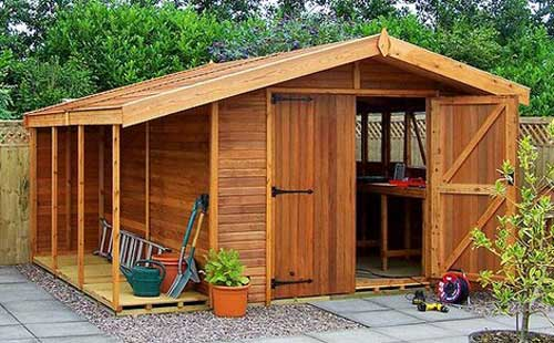 Garage Steel Garden Sheds Dublin Ireland