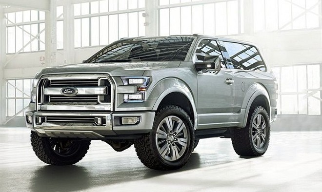 2020 Ford Bronco Redesign Review Machine And Specs