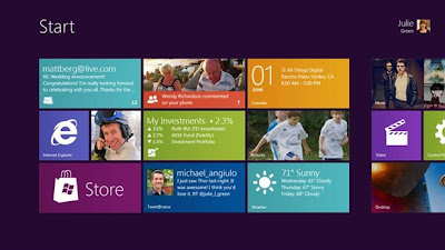 Windows 8 tendrá cuatro versiones