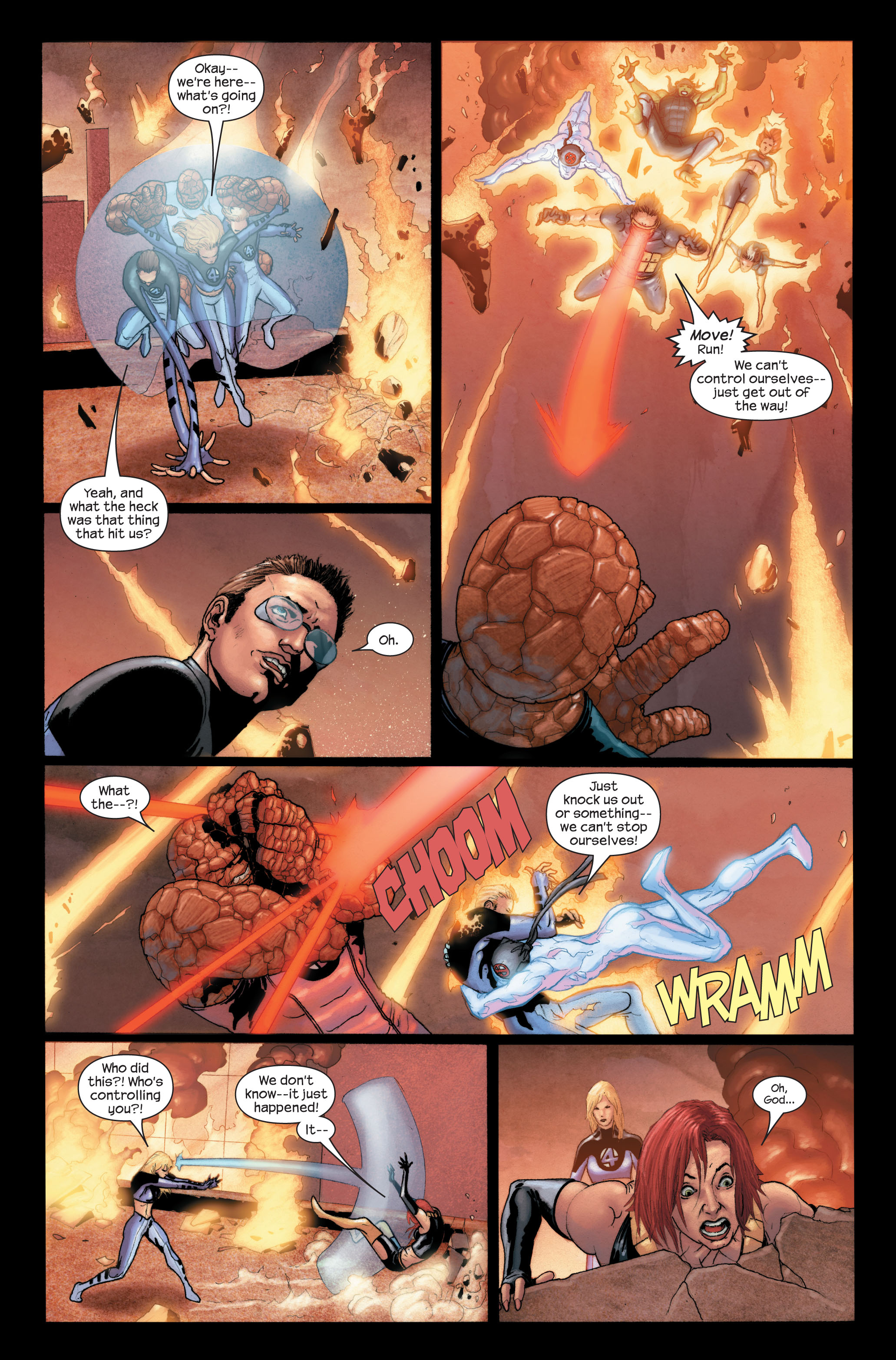 Read online Ultimate X-Men comic -  Issue #91 - 18