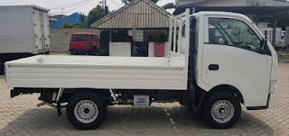 ISUZU pick up traga