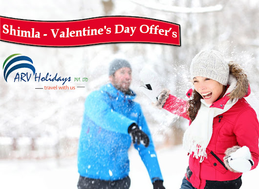 Beautiful Romantic Places to Spend Valentine's Day with Your Love in Shimla