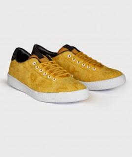 Lambretta Black Shoe