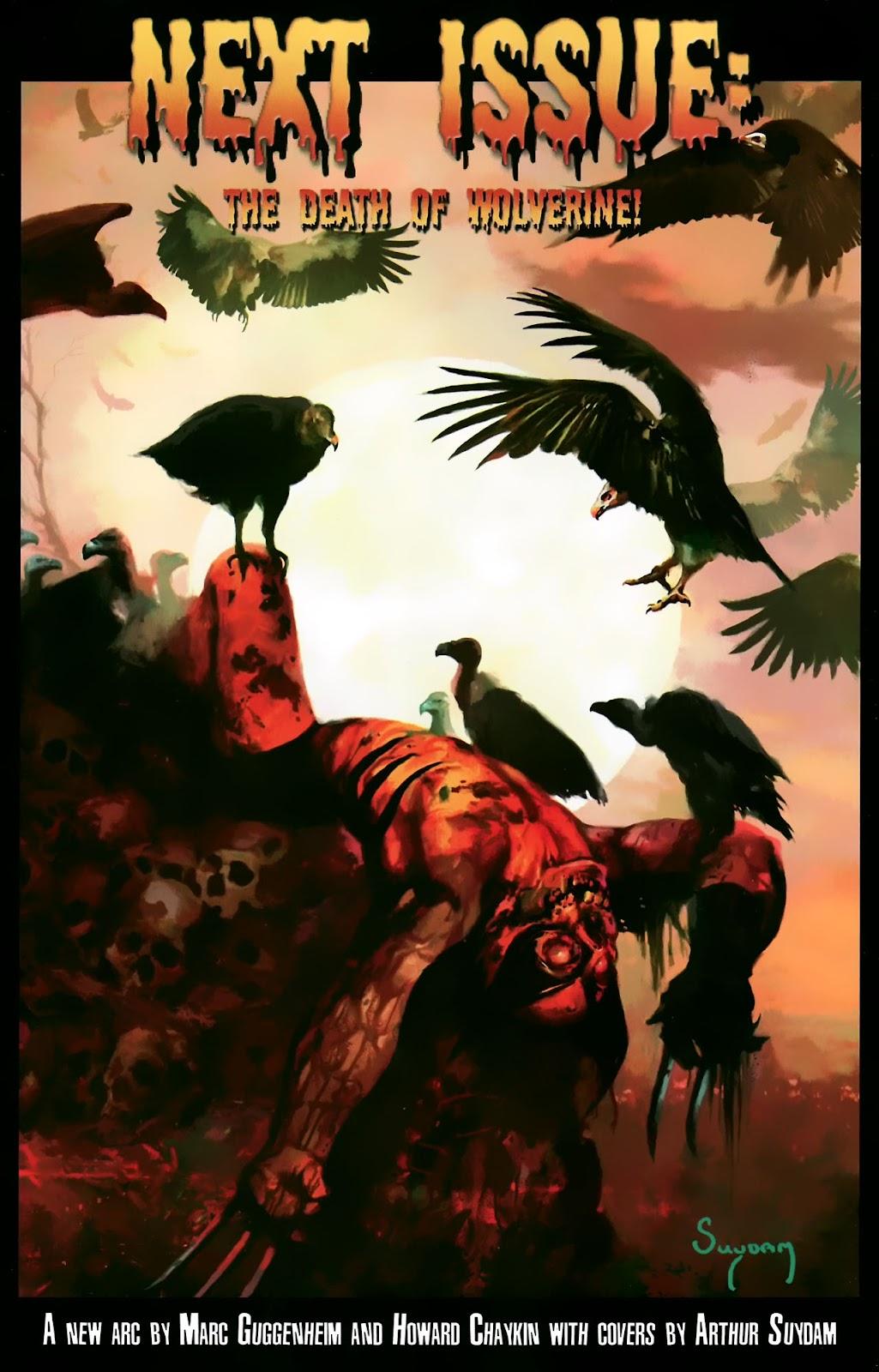 Read online Wolverine (2003) comic -  Issue #56 - 38