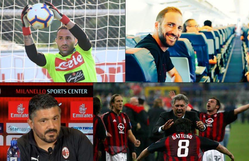 Dove Vedere Napoli-Milan Streaming Rojadirecta Gratis Online | 2° anticipo 2a giornata Serie A Calcio.