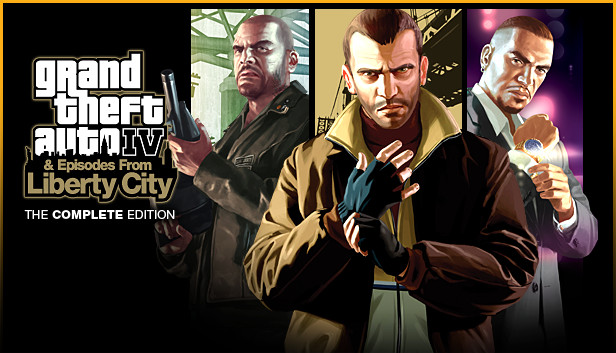 Grand Theft Auto IV The Complete Edition (GTA IV) PC Download Free