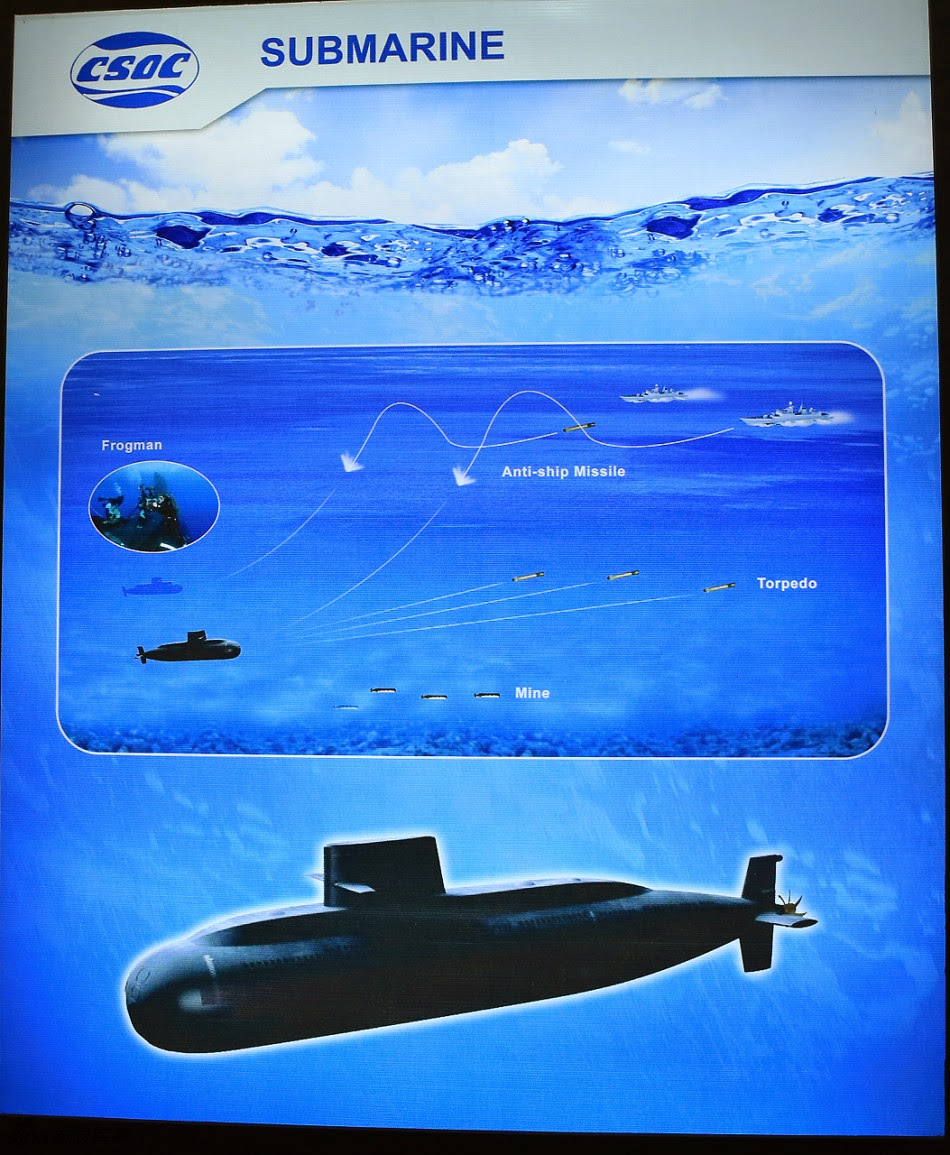 KSEW will produce 4 'next-generation' AIP-equipped submarines |Type 041 Submarines