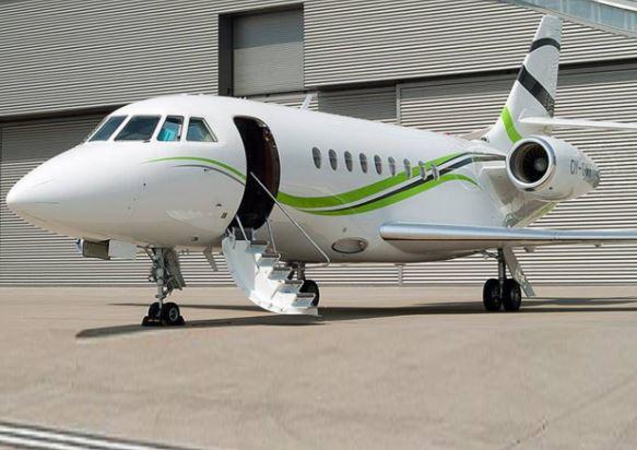 Dassault Falcon 2000S specs