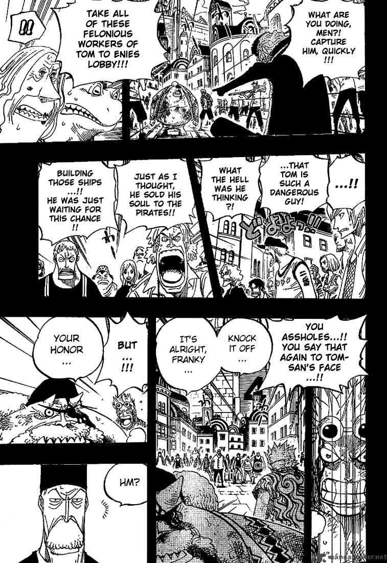 One Piece Ch 357