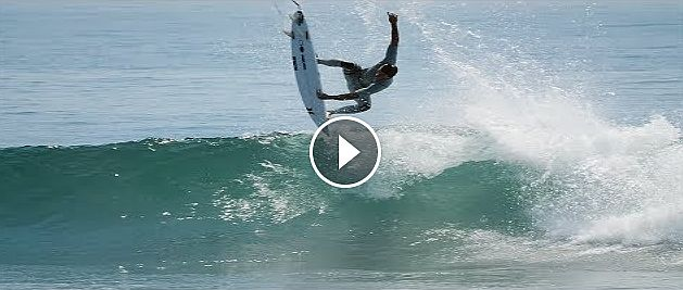 Amp Sessions The Hurley Pro Freesurfs
