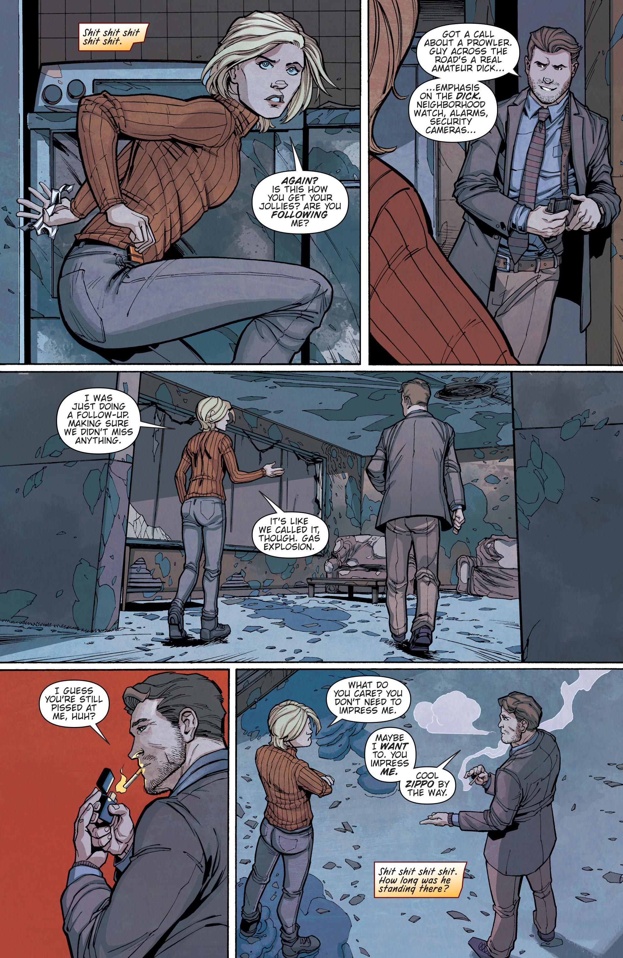 Read online Slash & Burn comic -  Issue #3 - 18