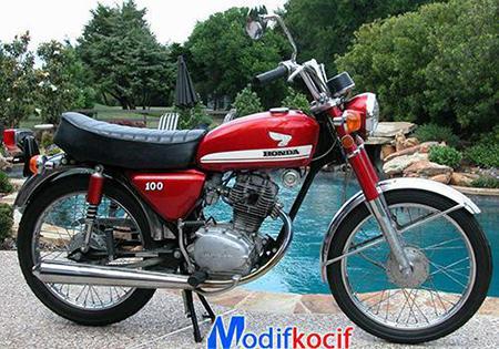 Gambar Honda cb