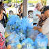 200 bolsones saludables se vendieron durante la mañana del jueves