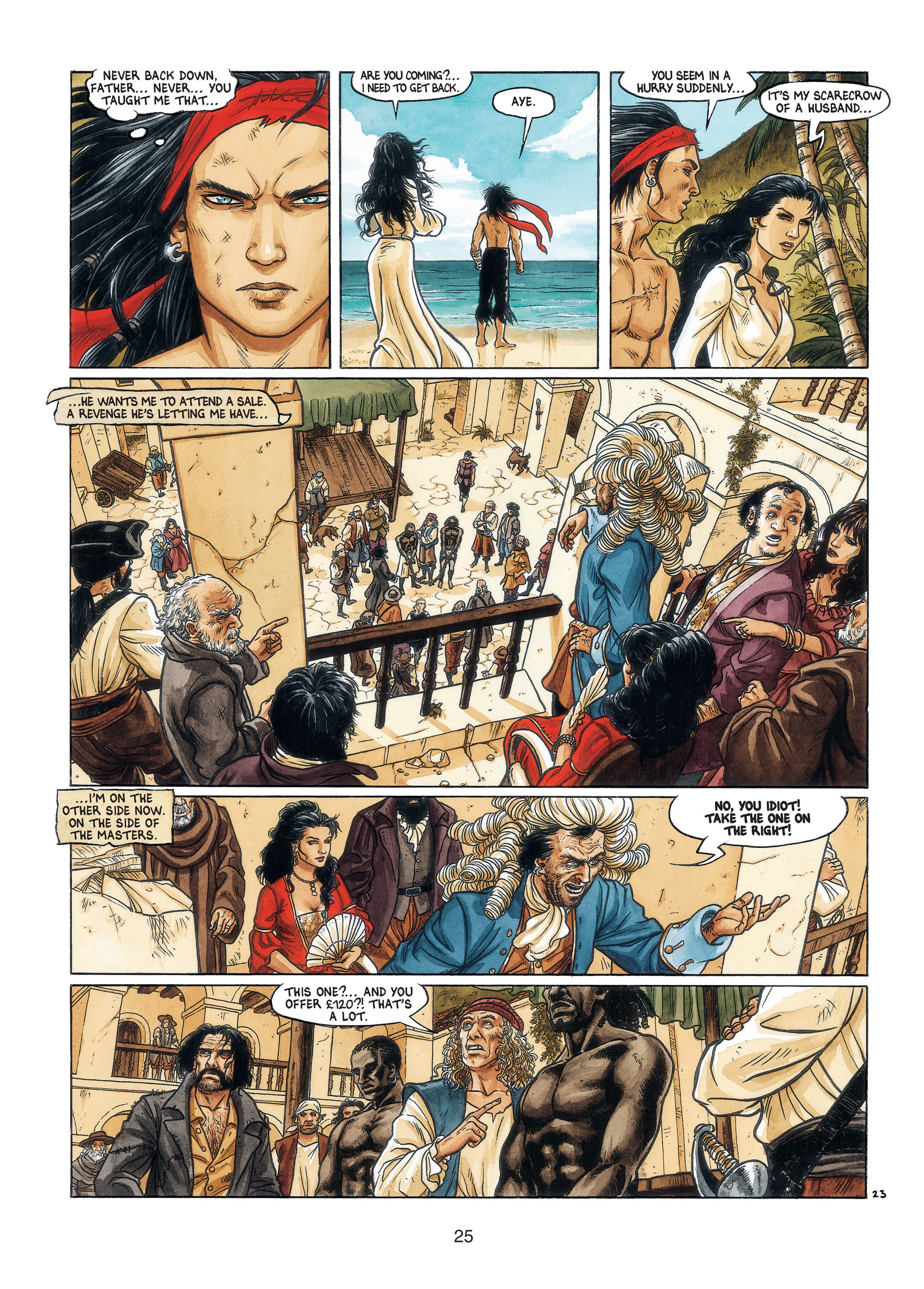 Read online Barracuda comic -  Issue #3 - 26