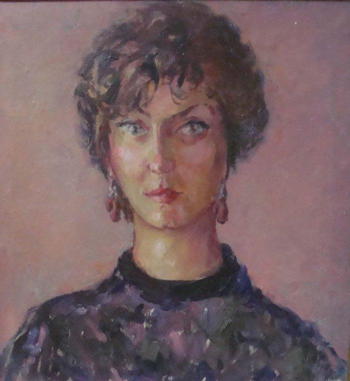Портреты. Karlo Vendov