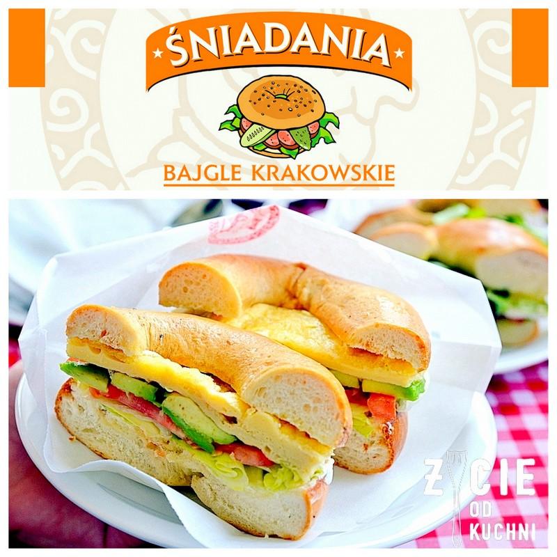 bajgle, sukiennice, restauracja sukiennice, sniadanie w krakowie, sniadanie, gdzie zjesc sniadanie w krakowie, bajgle krakowskie, blog, zycie od kuchni