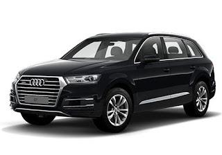 Audi Q7 Price