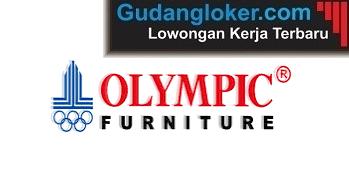 Lowongan kerja Olympic Furniture - SMA Sederajat