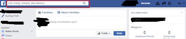 Cara Melacak Identitas Orang Lain Melalui Facebook