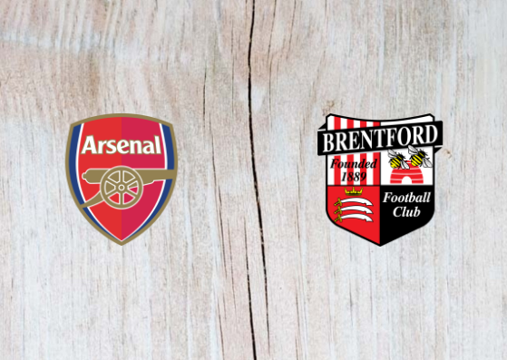 Arsenal vs Brentford Full Match & Highlights 26 September 2018