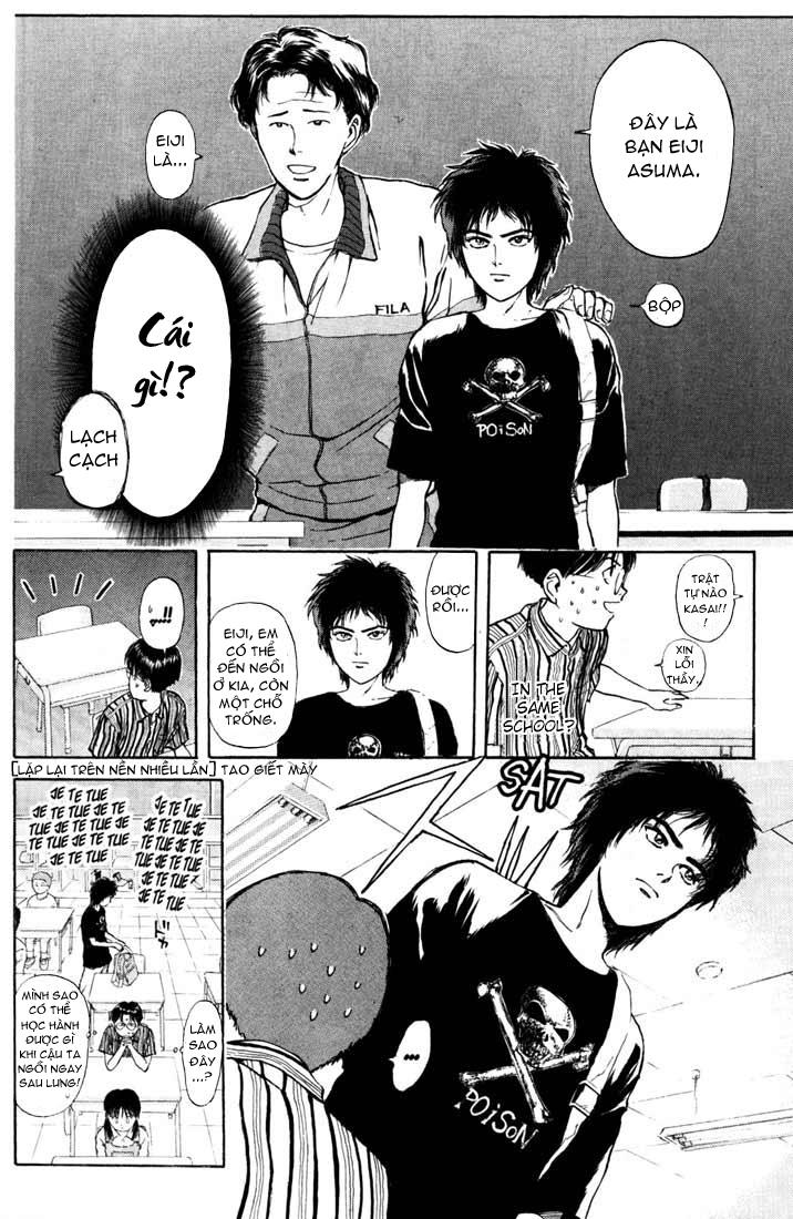 Psychometrer Eiji chapter 57 trang 15