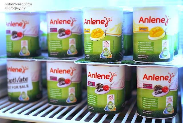 Anlene Movemax™ Yoghurt