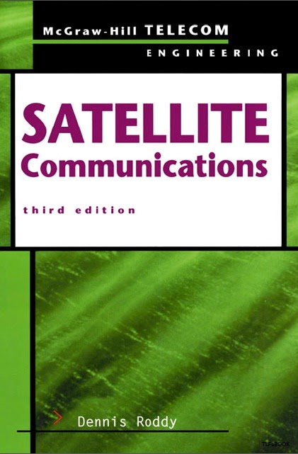 ECE RELATED BOOKS: Satellite Communication (Full Book) By