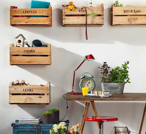 wooden boxes ideas